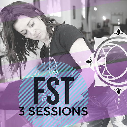 Fascial Stretch Therapy 3 Sessions
