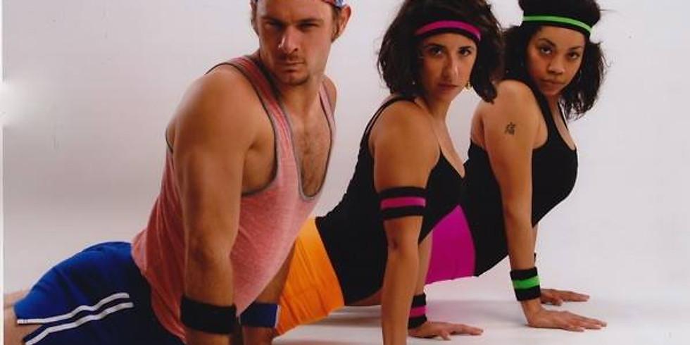 80s Yoga Jam