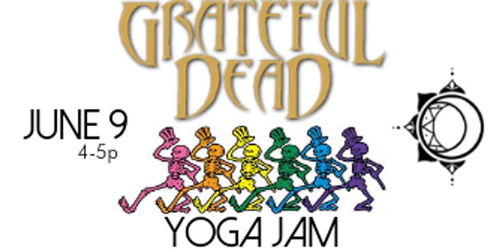 Grateful Dead Yoga Jam