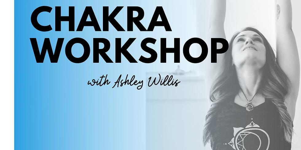 Throat Chakra Workshop