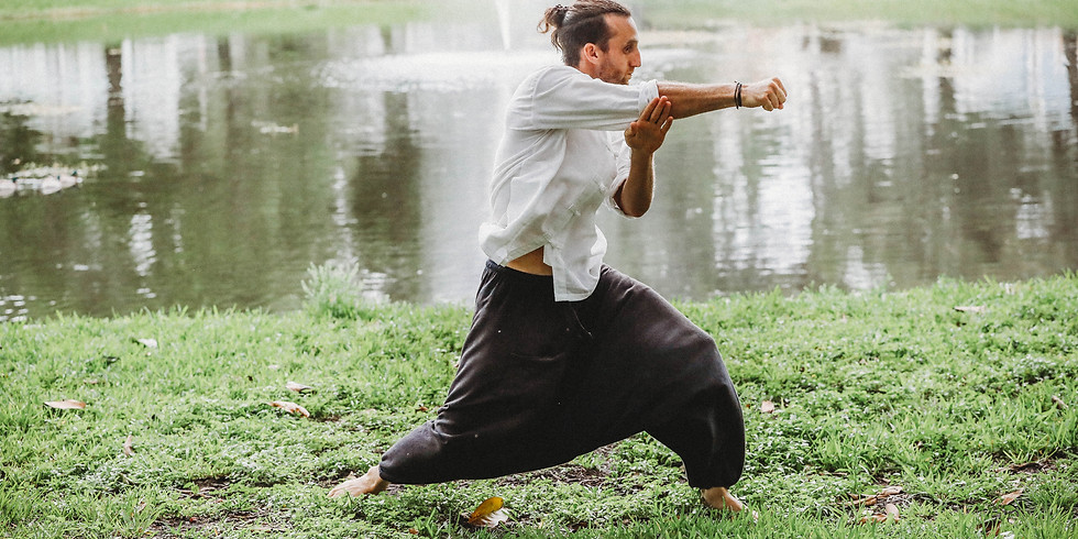 Life of the Spiritual Warrior: Introduction to Self Defense $5 Tuesday!