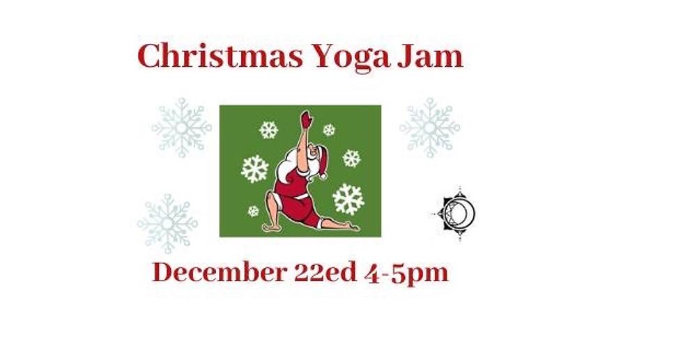 Christmas Yoga Jam