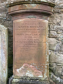 RB - 029 Grave of Keith Dunlop