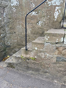 RB - 034 Stone Stairs - Mounting Aid