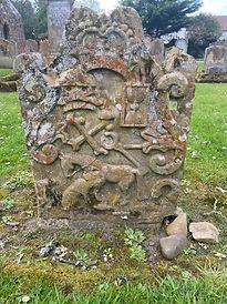 RB - 031 Grave of John Tennant