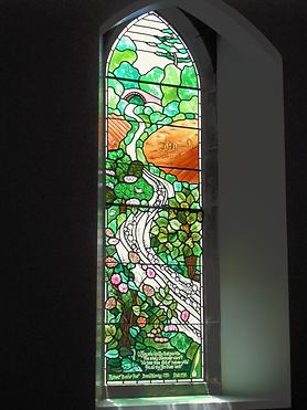 RB - 038 Burns memorial Window