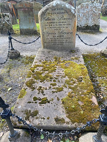RB - 022 Grave of William Burnes