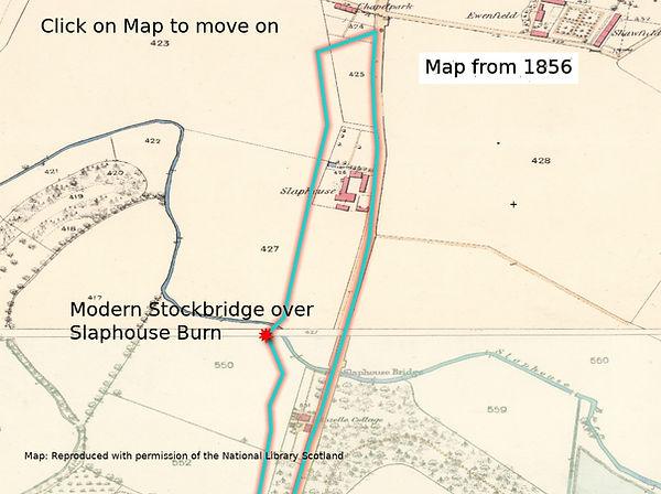 2 1856 Modernised stockbridge over Slaph
