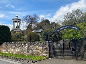RB - 043 Burns' Monument Gardens