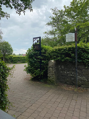 Robert Burns Poets Path Alloway