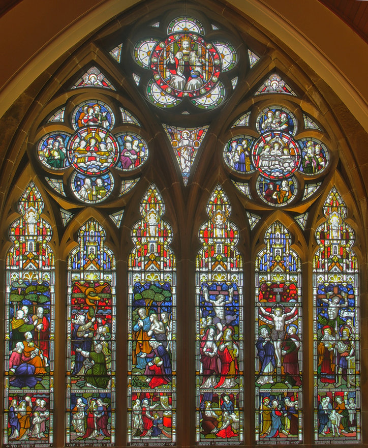 Houldsworth Window