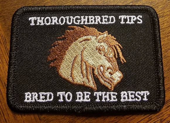Thoroughbred Tips patch