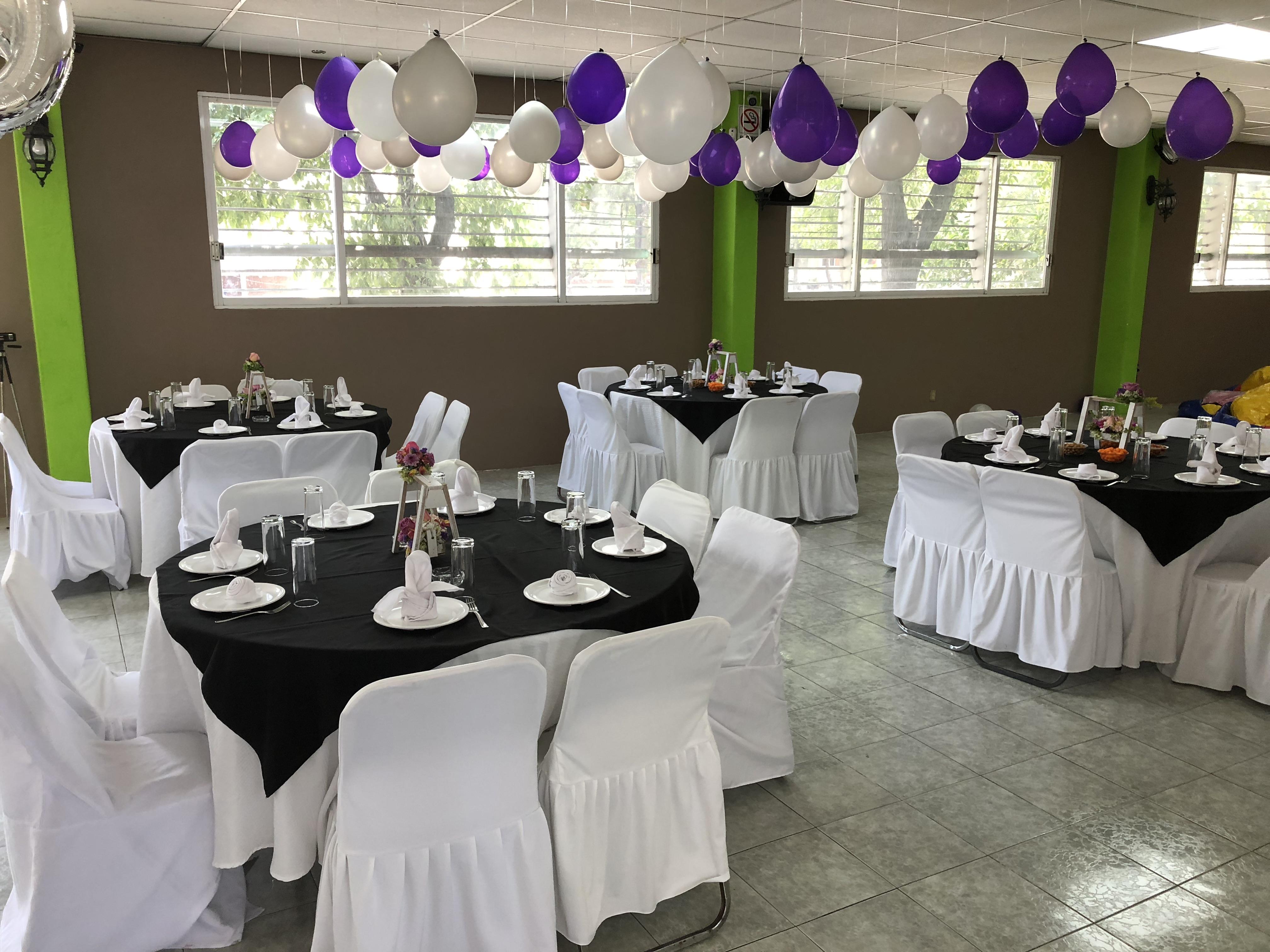 Salón Jardín I Salón De Fiestas I Económico I Ciudad De México