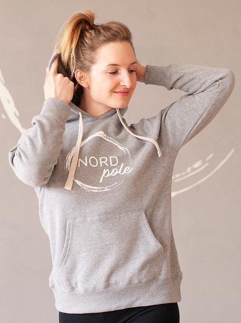 NORDpole - Hoodie - Grey