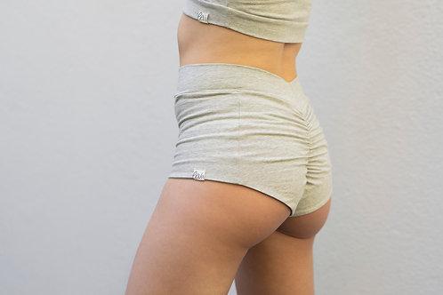 LEVA WEAR - Jade Medium Waist - Grey