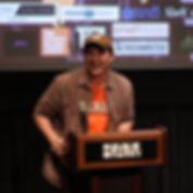 Daniel Scarpati speaking