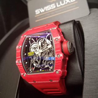 Richard Mille Automatic Winding Flyback Chronograph 11-03RG/TI