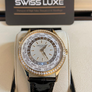 Patek Philippe Complications World Time - 7130R-013