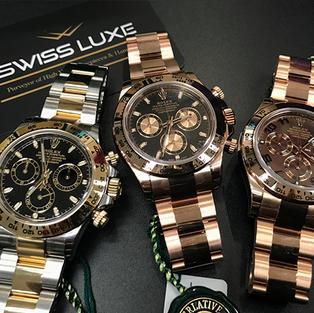 Rolex Daytona's 116503 & 116505