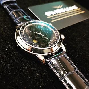 Patek Philippe Grand Complications Platinum Celestial - 6102P-001