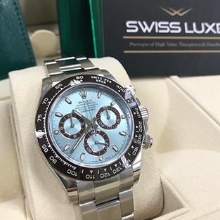 Rolex Platinum Daytona – 116506