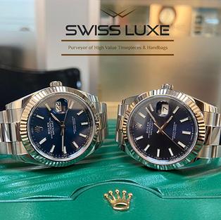 Rolex Datejust - 126334