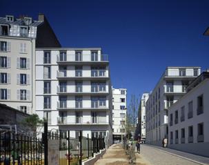 Logements - Paris (75011) - 2006