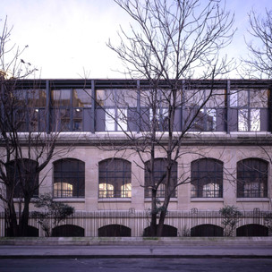 CDI Lycée la Fontaine - Paris (75016) - 2004