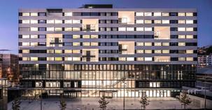 Hopital, HUG - Genève (CH) - 2017