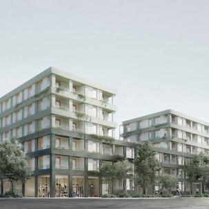 Logement - Gif-sur-Yvette, ZAC du Moulon (91) - 2020