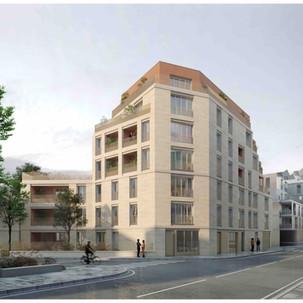 Logements - Asnières (92) - 2019