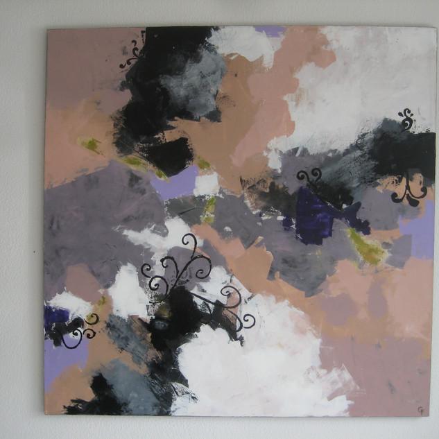 Akryl 100 x 100
