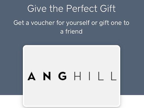 Gift card Ang Hill
