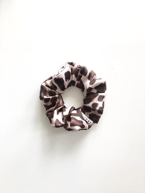 Leopard print hair scrunchies Ang Hill