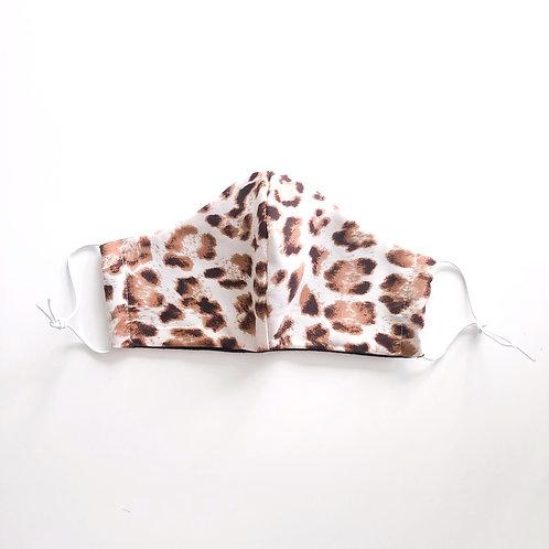 Ang Hill Leopard Print Mask