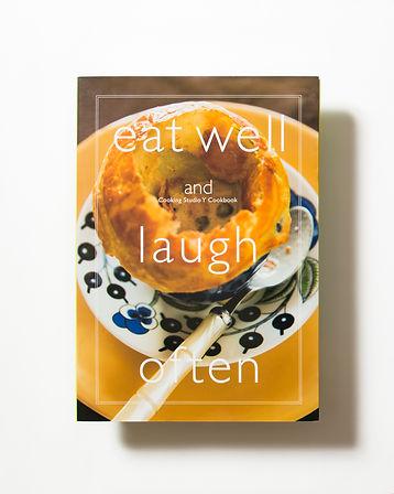 進藤由美子 eat well and laugh often