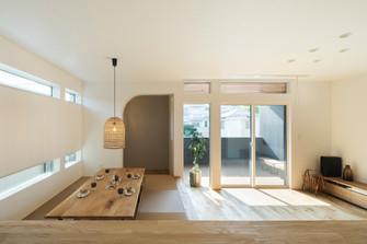 川崎二世帯住宅 A邸