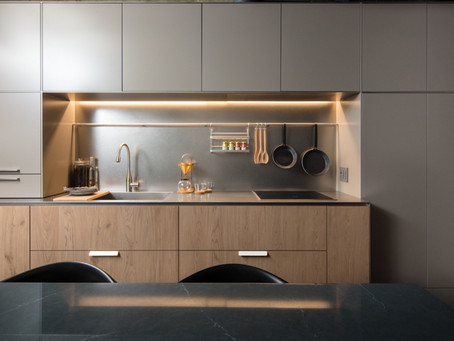 美しいオーダーキッチン「mobilitipo」。