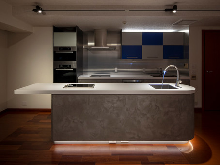 『mobili tipo』のキッチン。