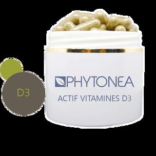 Actif Vitamines D3