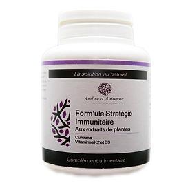 Form'ule Stratégie Immunitaire