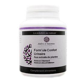 Form'ule Confort Urinaire - Ambre d'Automne
