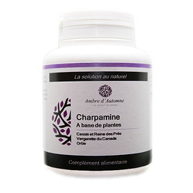 Charpamine - Ambre d'Automne