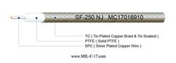 Low PIM SF-250 NJ Semi-Flexible