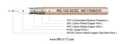 M17/60-RG142 Low PIM RG-142 Cable