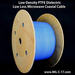 Low Loss RF & Microwave Cable