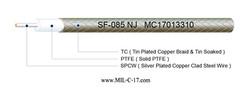 Low PIM SF-085 75 Ohm Semi-Flexible