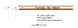 SR-250 BC Semi-Rigid Cable