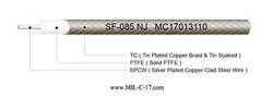 Low PIM SF-085 NJ Semi-Flexible