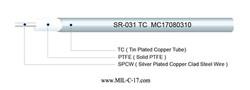 SR-031 TC Semi-Rigid Coaxial Cable